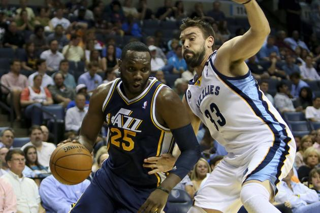 Jazz Come Up Short as Lakers Make Playoffs