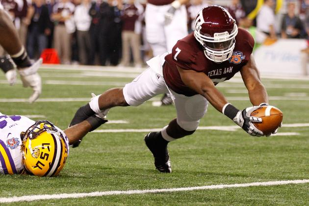 Uzoma Nwachukwu Scouting Report: NFL Outlook for Texas A&M WR