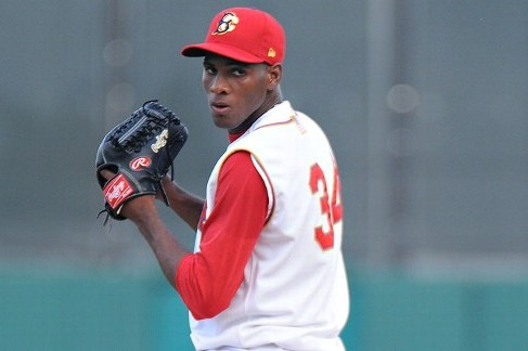 Prospect Luis Mateo Exam Set for Thursday
