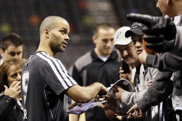 Forbes: Spurs Have Second-Most Loyal Fan Base