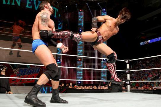 WWE Main Event, April 17: Wade Barrett Defends Title Against Battle Royal Winner