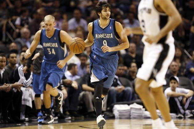 Minnesota Timberwolves Snap 16-Game Skid at San Antonio to End Season