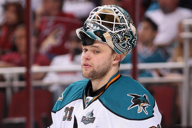 Goalie Antti Niemi the Reason Behind San Jose Sharks' Resurgence