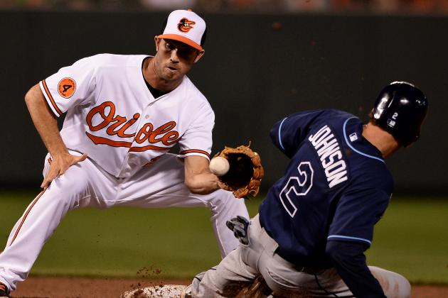 Rays Hold off Orioles, Snap Four-Game Skid
