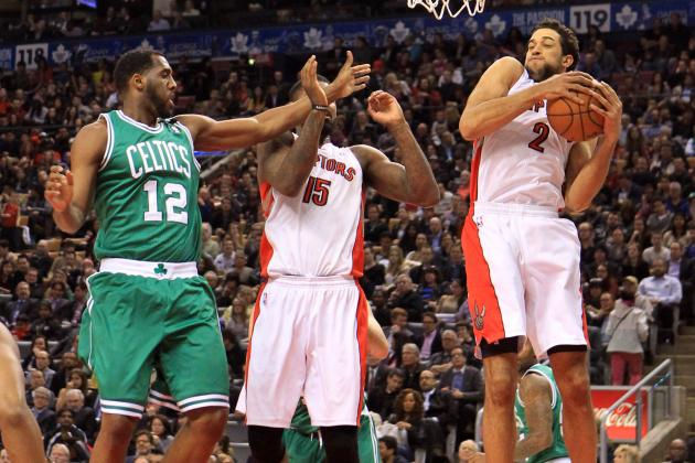 Quick Reaction: Raptors 114, Celtics 90