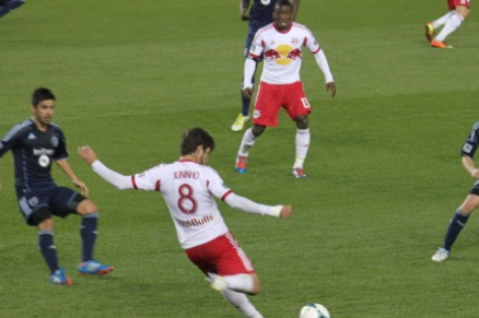 Tempers Flare as Collin, Sporting KC Down Red Bulls 1-0