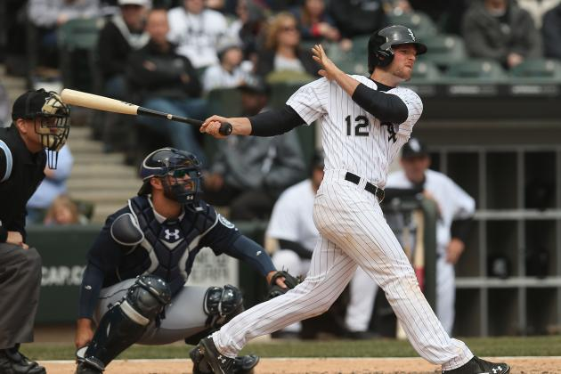 Chicago White Sox: Should Robin Ventura Bat Conor Gillaspie Second?