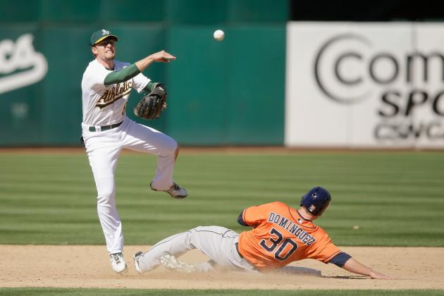 A's Ambush Astros to Complete Series Sweep