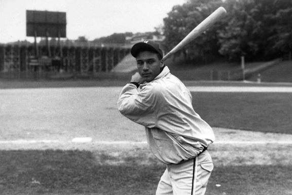 PHOTO: Derek Jeter's High School Scouting Report