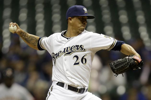 No Wins but Nice Outings for Kyle Lohse