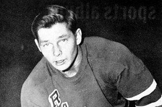 Ex-Ranger Lund, Rookie of Year in 1948-49, Dies