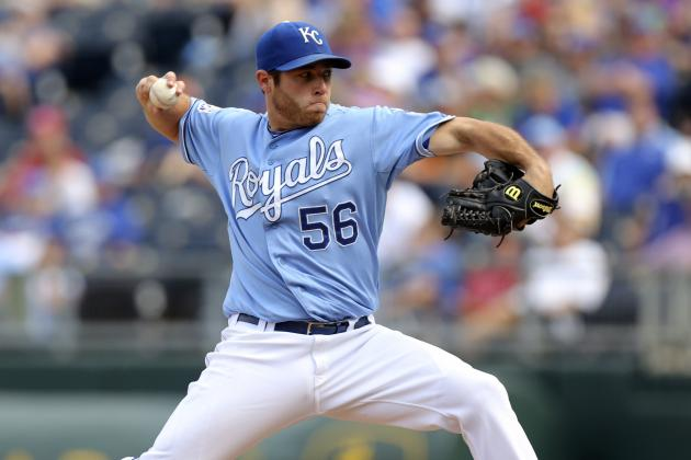 Davis, Herrera and Holland Pitch Royals to 1-0 Victory over Braves