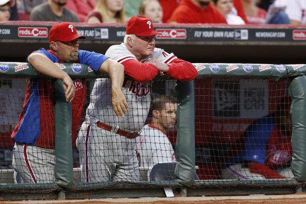 Weak-hitting Phillies swept by Reds to end road trip