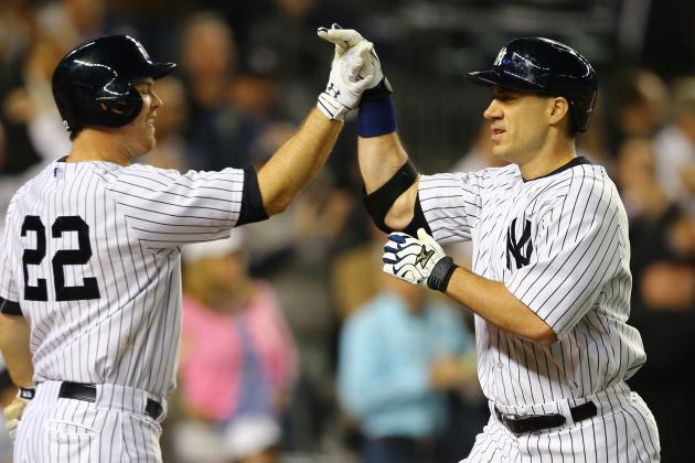 Hafner Blasts Yankees Past Diamondbacks