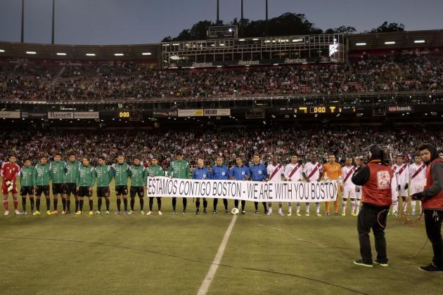 Mexico vs. Peru: Score, Grades and Post-Match Reaction