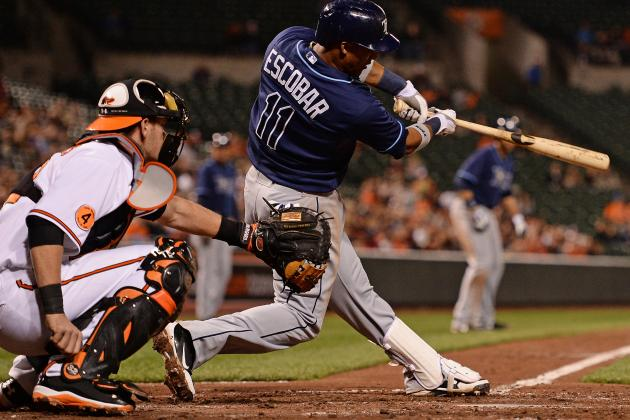 Rays Snap Skid, Beat Orioles