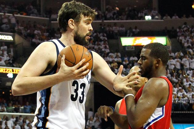 2013 NBA Playoff Brackets: Most Entertaining First-Round Matchups