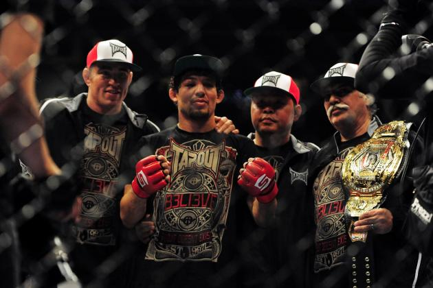 Win or Lose, Gilbert Melendez Will Finally Prove He Is an Elite Lightweight