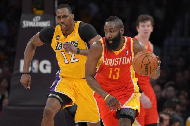 Houston Rockets vs. Los Angeles Lakers: Live Score, Results and Game Highlights
