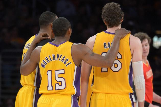 Houston Rockets vs. LA Lakers: Live Score, Highlights and Reaction