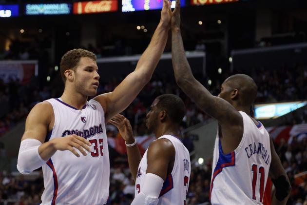 Notebook: Clippers 93, Trail Blazers 77