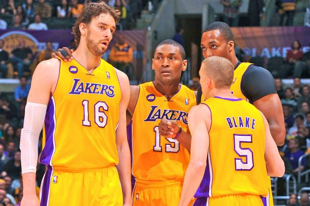 Blueprint for a Lakers Playoff Miracle