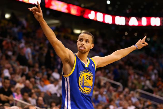 Stephen Curry Breaks 3-Point Record: Can He Be the Best Shooter of All Time?