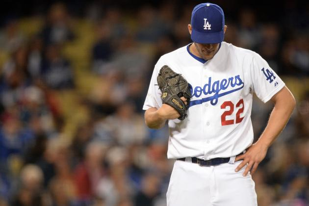 Kershaw's Milestone Not Enough as Dodgers Drop Fourth Straight