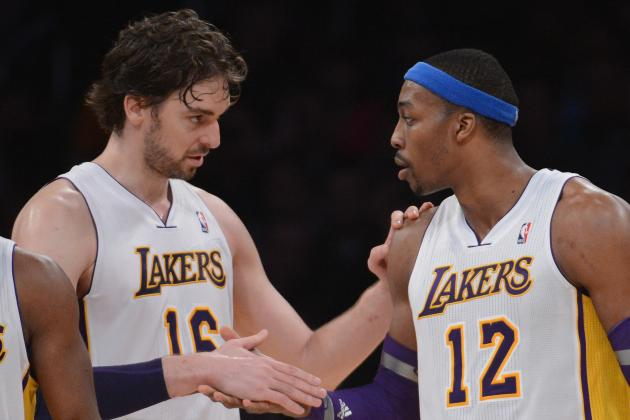 Los Angeles Lakers Must Utilize Post Play to Beat San Antonio Spurs