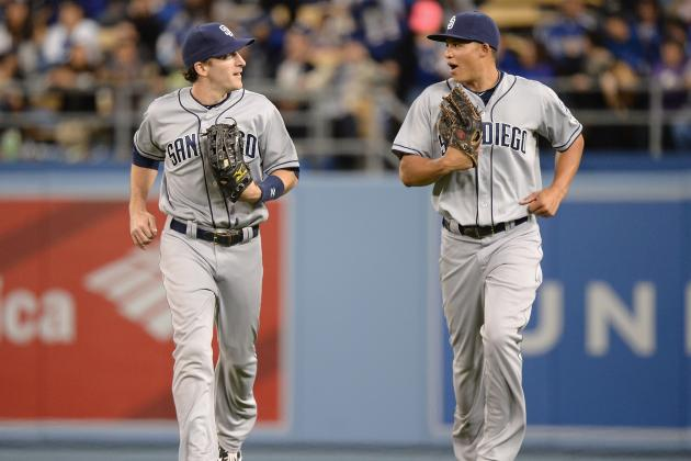 Pads Pound Kershaw, Finish Sweep of Dodgers