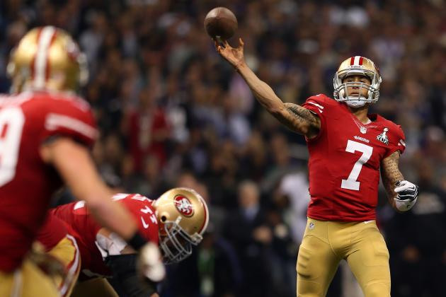 Why the San Francisco 49ers Should Be Super Bowl Favorites for 2013