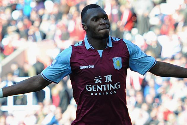 Aston Villa Star Benteke Looking to Repay Lambert's Faith