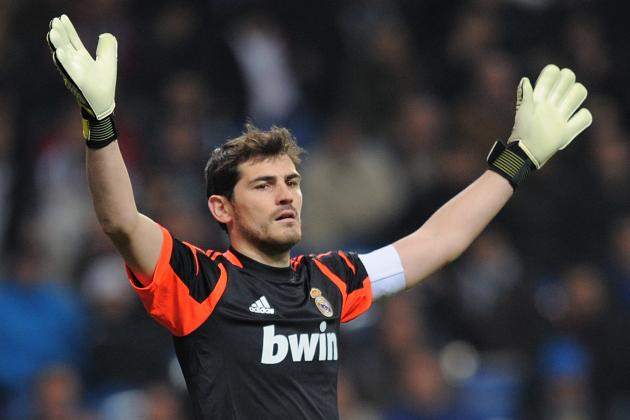 Xavi: Casillas Will Not Leave Madrid for Barcelona
