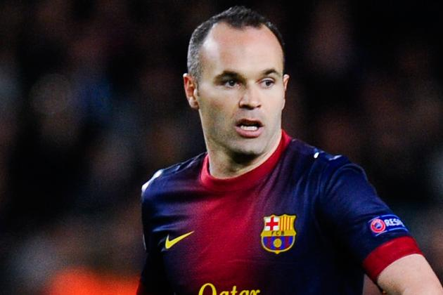 Iniesta Expects Unapologetic Barca