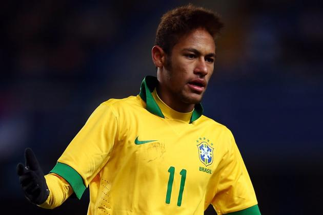 Neymar to Have Talks with Barcelona