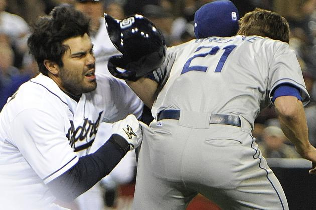 Padres Boss Pins Brawl on Zack Greinke