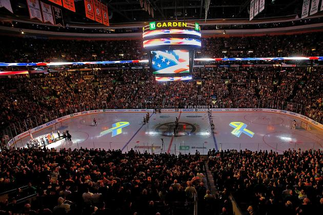 Memorable Bruins Game Illustrates the Role Sports Will Have in Boston's Healing