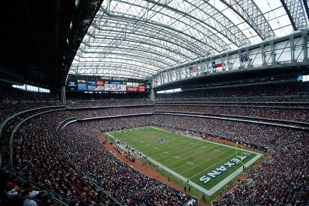 Super Bowl Exec Gets Lofty View of Houston