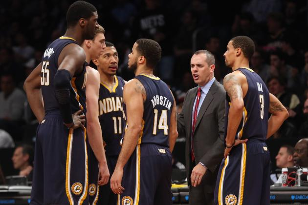 Indiana Pacers Playoff Schedule 2013: TV Info and Predictions for First Round