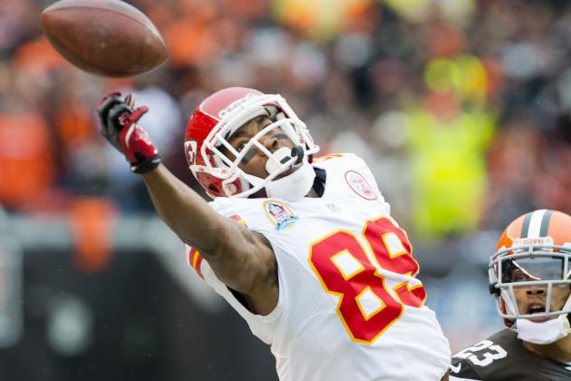 Chiefs' Baldwin Looking Good in Minicamp