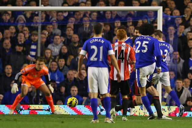 Sunderland vs. Everton: Complete Premier League Preview