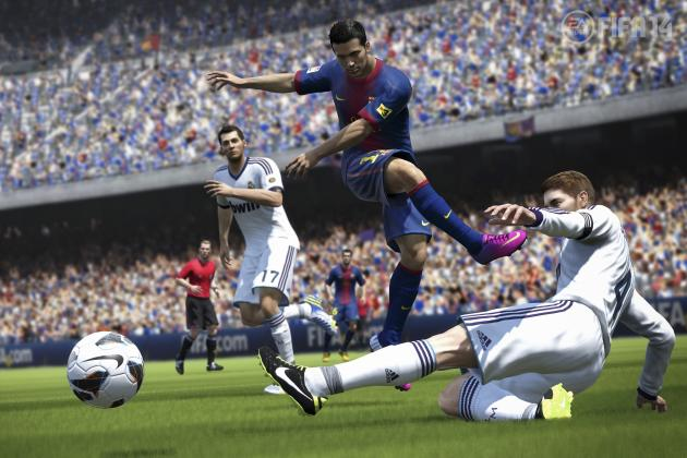 FIFA 2014 Preview: New Game to Feature Improved Shooting, Enhanced Career Mode