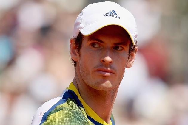 Abject Murray Wiped off Court by Wawrinka