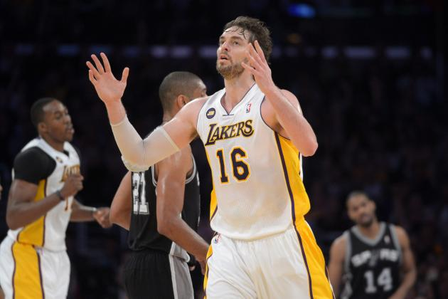 LA Lakers Playoff Schedule: TV Info and Predictions for First Round