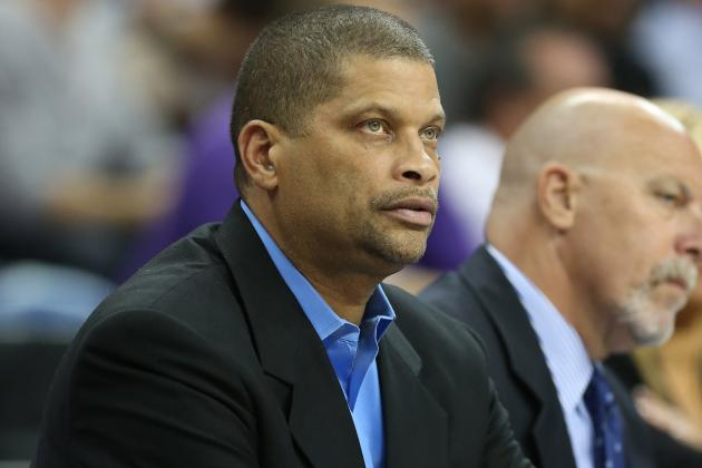 Rutgers Set to Name Eddie Jordan as Basketball Coach