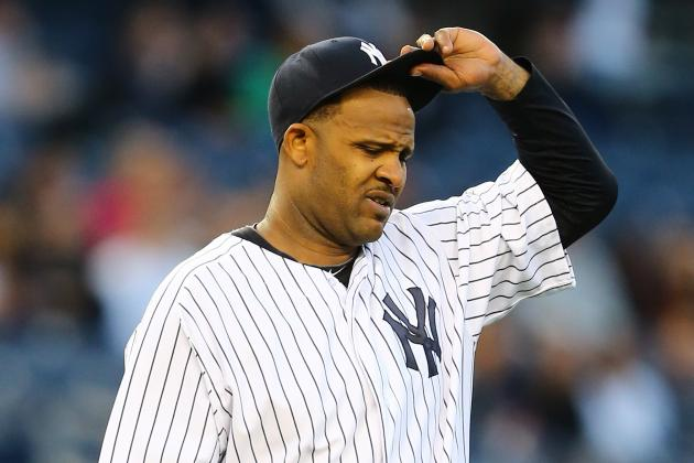 CC Not Traveling in Fast Lane for the Yankees