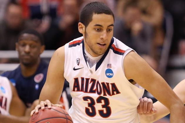 Arizona Forward Grant Jerrett Entering NBA Draft