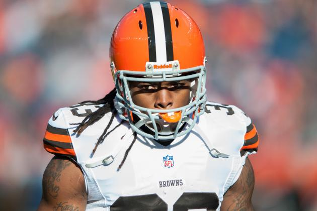 Trent Richardson Counting on Second Season to Deliver Some Bruises