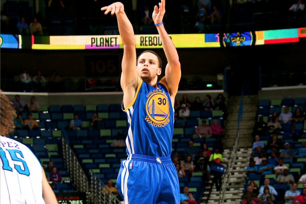 Breaking Down Stephen Curry's Superstar Season by the Numbers