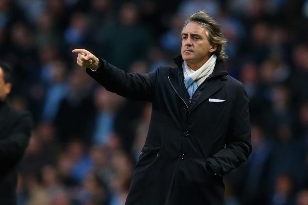 Kidd Backs Mancini for More Success